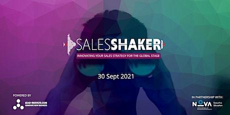 SalesShaker 2021 ingressos