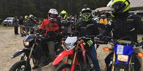 Dirty Face Dual Sport Ride tickets