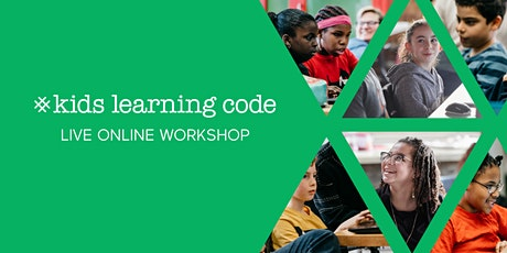 Live Online KLC: Tag Game w/ Scratch! (Ages 9-12 + Guardian) (1hr) - Y1 tickets