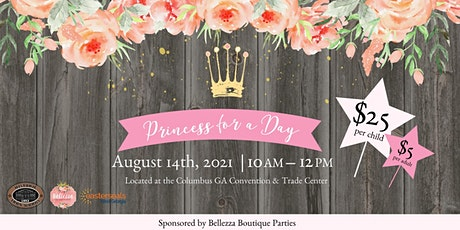 Princess For a Day! tickets
