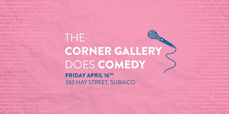 Corner Gallery Does Comedy tickets