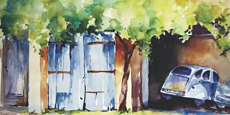 Watercolour Painting with Sherryl Hopper tickets