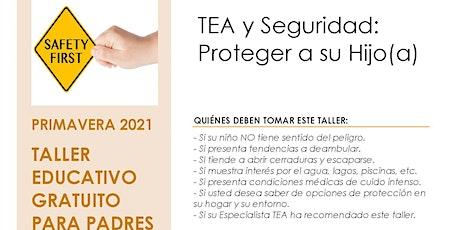 TEA y Seguridad:  Proteger a su Hijo(a) entradas