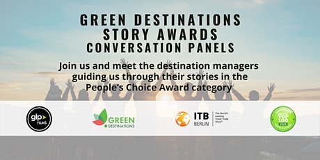 Green Destinations Story Awards Conversation: People's Choice Award tickets