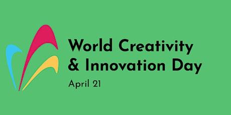 World Creativity & Innovation Day @ COhatch Mason tickets