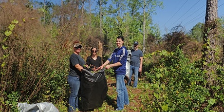Spring Hammock service day with SERV and Seminole Co. Natural Lands Program tickets