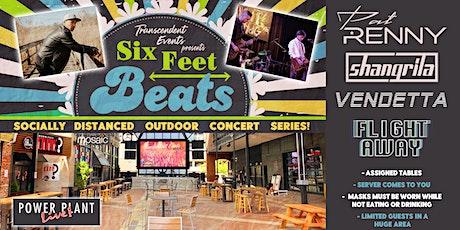 Six Feet Beats: Pat Renny, Vendetta, Shangrila, Flight Away tickets