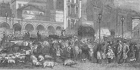 Virtual Tour - London's Historic Markets tickets