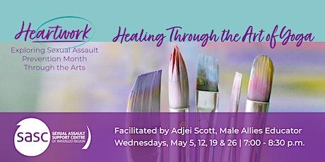 Healing Through the Art of Yoga tickets