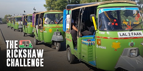 The Rickshaw Challenge tickets