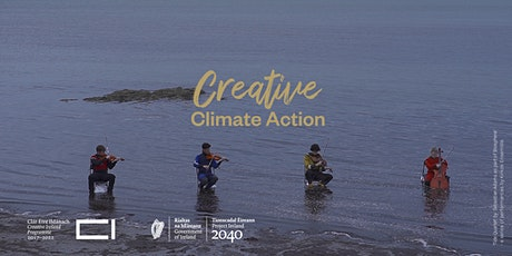 Creative Climate Action Fund - Online Briefing tickets