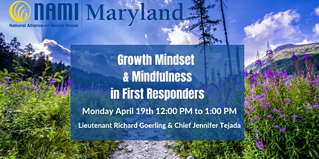 Growth Mindset and Mindfulness in First Responders tickets