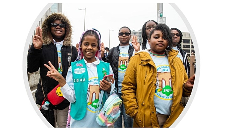 Earn your First Girl Scout Badge image