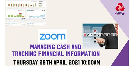 Managing Cash and Tracking Financial Information tickets