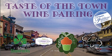 Taste of the Town tickets