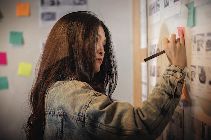 Mox Masterclass: Storytelling with award-winning film director Heiward Mak image