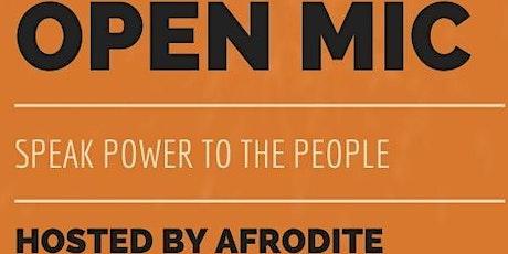 Power Open Mic tickets