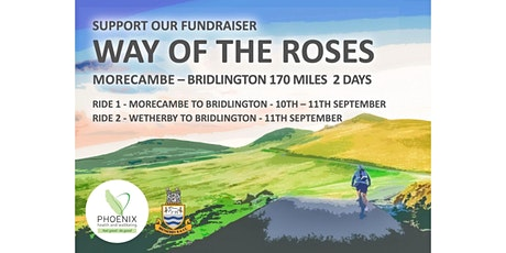 The Way of the Roses - festival of cycling tickets