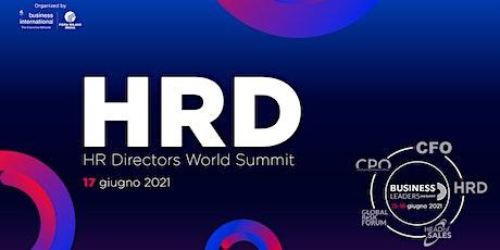 HR Directors World Summit biglietti