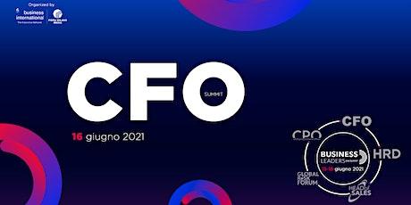 CFO Summit 2021 tickets