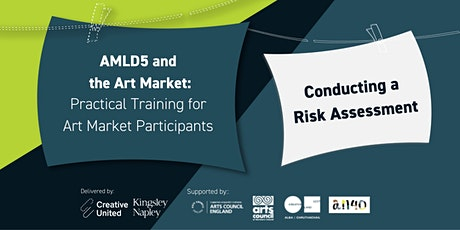 AMLD5 and the Art Market: Conducting a Risk Assessment tickets
