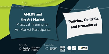 AMLD5 and the Art Market: Policies, Controls and Procedures tickets