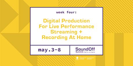 LIVE Q&A w. Rena Kozak, SoundPony on production and live streaming tickets