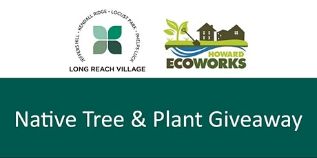 Native Tree & Plant Giveaway tickets