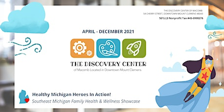 Discovery Center Townhall Presentation and Children's Museum Update tickets