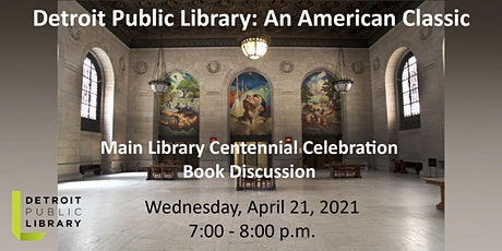 Detroit Public Library: An American Classic tickets