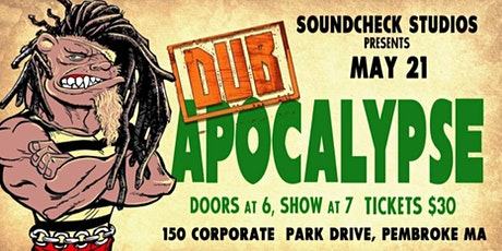 SOLD OUT - Dub Apocalpse tickets