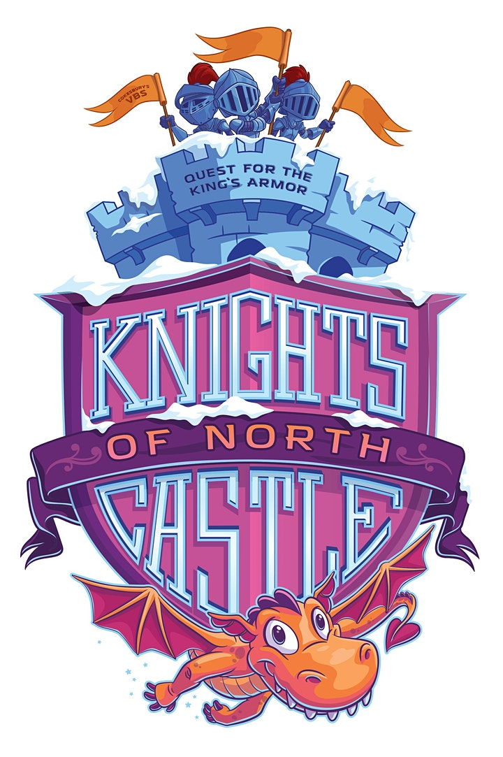 Knights of North Castle VBS	Grades PreK-3rd image