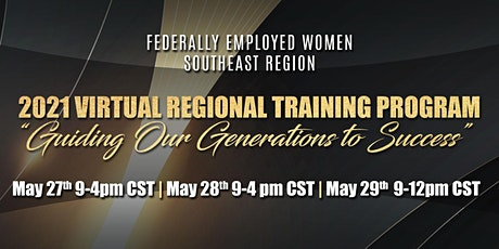 2021 Federally Employed Women (FEW) Southeast Regional Training Program tickets