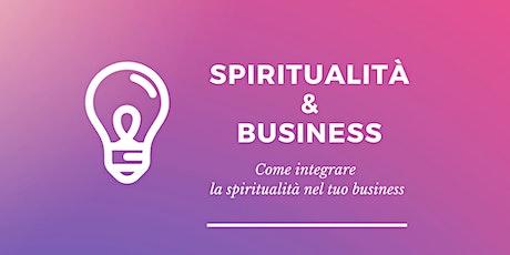 Come integrare la spiritualità nel tuo business biglietti