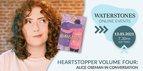 Heartstopper Volume Four: Alice Oseman in conversation tickets