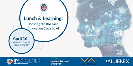 Lunch & Learning: Boosting the R&D and Innovation Cycle by AI tickets