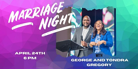 Marriage Night 2021 tickets