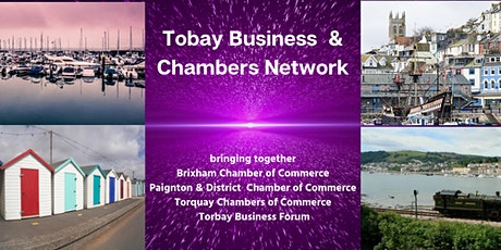 "Torbay Business & Chambers Network - TBCN ""Torbay Working Together"" tickets"