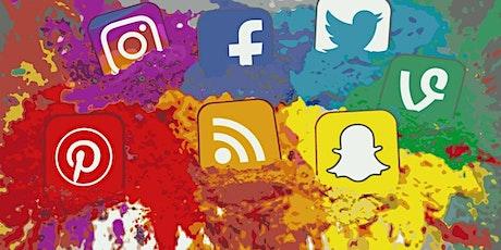 "ZOOM -  On-Line Workshop: ""Social Media Storytelling"" biglietti"