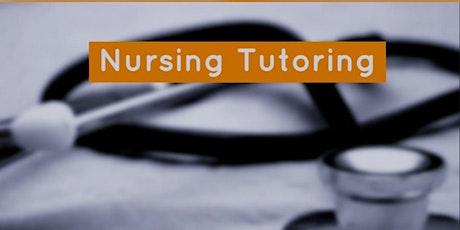 Nursing Tutoring & Assignment Assistance/ Planning Online tickets