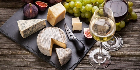 VIRTUAL GUIDED PAIRING: Cider & Cheese tickets