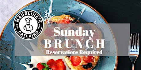 Madeline's Catering - Sunday Brunch at ARTISANworks tickets