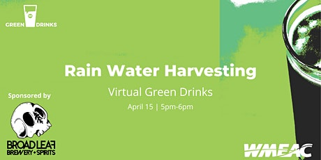 April Green Drinks (Virtual) tickets