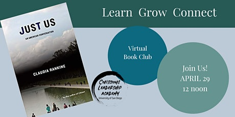 LEARN, GROW, CONNECT Book Club tickets