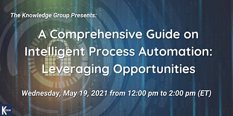 A Comprehensive Guide on Intelligent Process Automation tickets