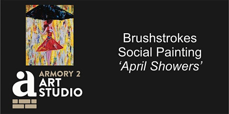Brushstrokes - April Showers tickets