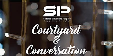 Courtyard & Conversation Networking Mixer tickets