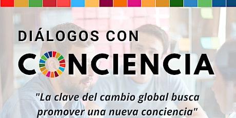 Diálogos con Conciencia con Fundación ICloby bilhetes