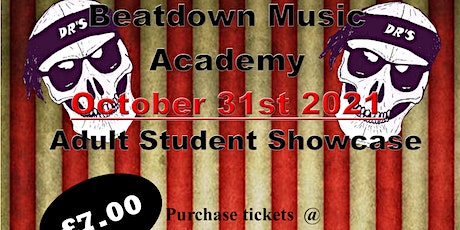 Beatdown Music Academy Adult Student Showcase tickets