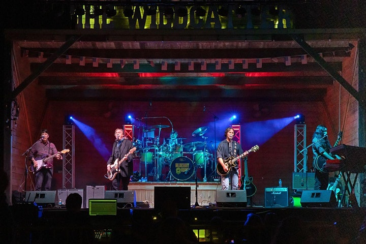 Full Moon Concert - Already Gone LIVE in Nacogdoches image